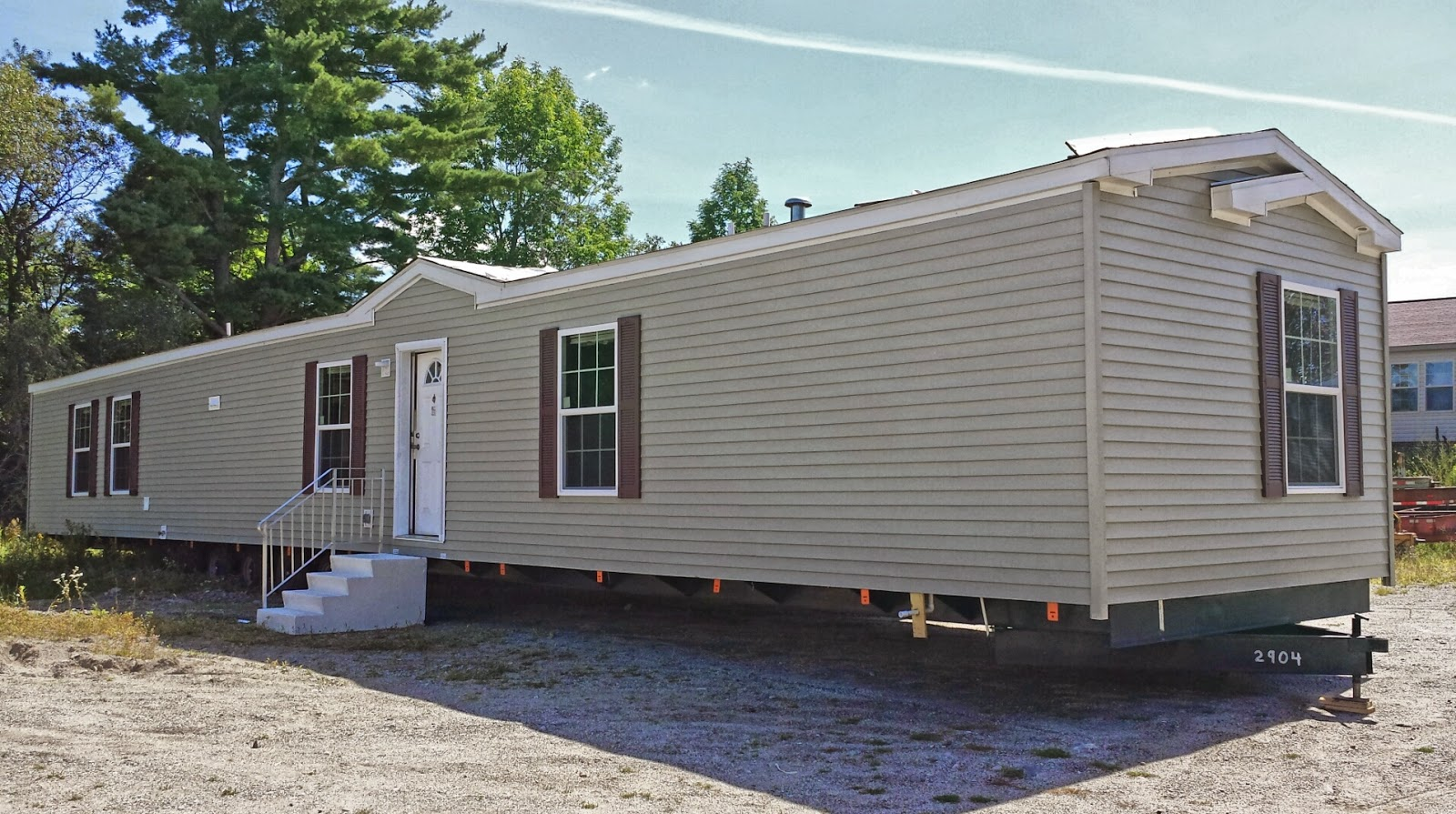 Pictures of Redman Mobile Homes
