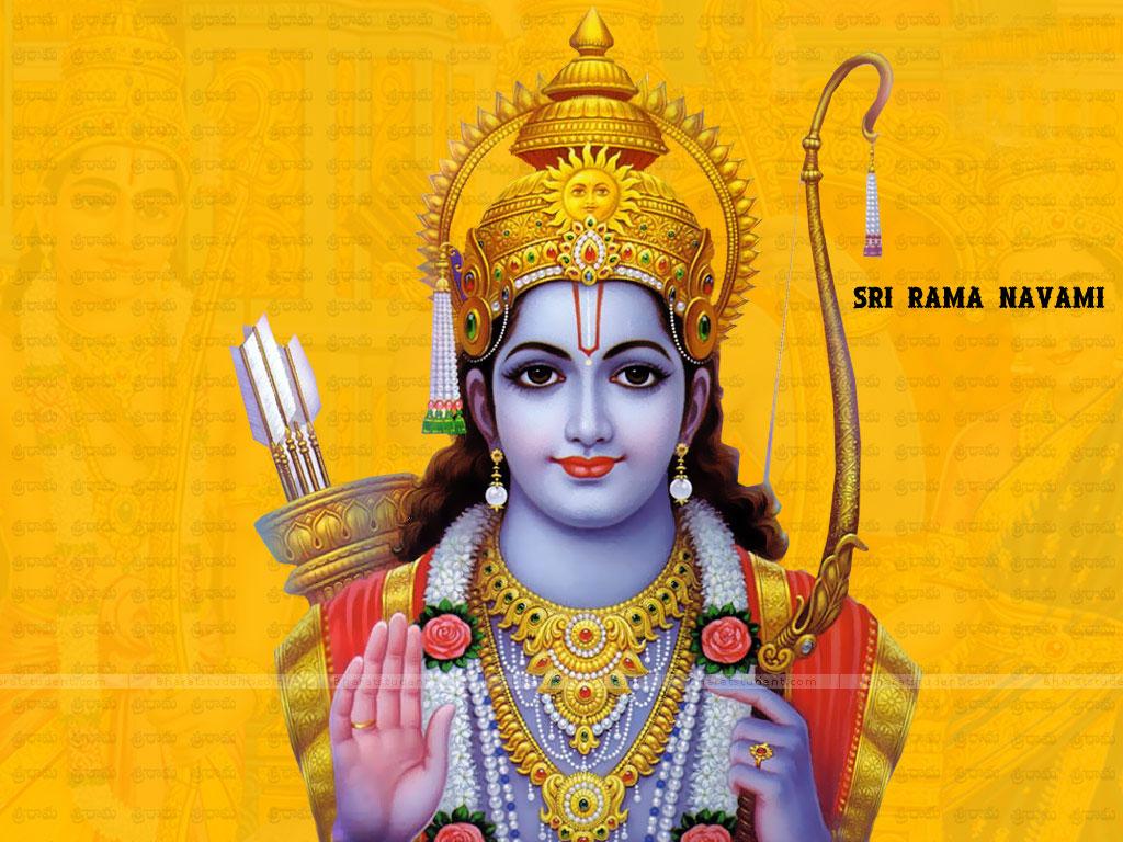 God Rama Wallpaper Download