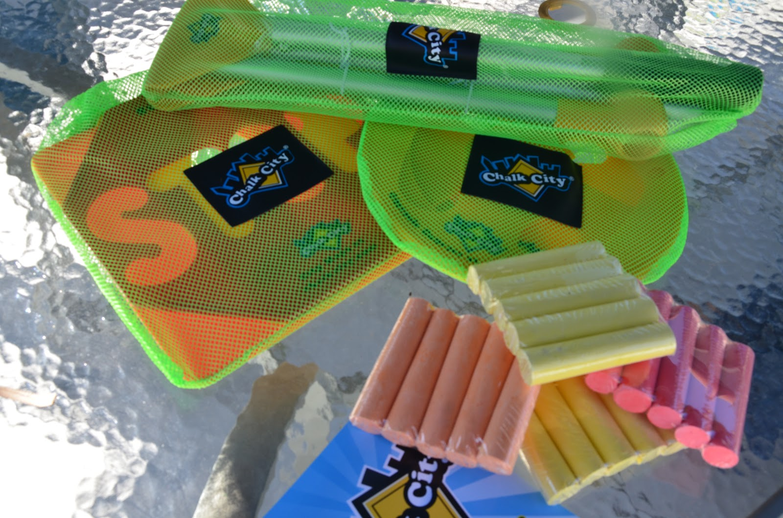 How To Review Book You Havent Read >> Chalk City® Activity Kit Review & Give-Away!!
