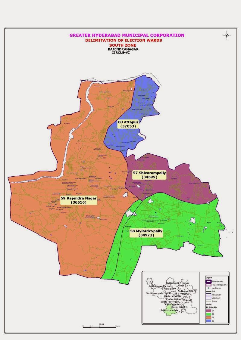 GHMC Circle 6 Map