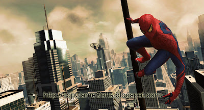 The Amazing Spider Man game Wallpapers