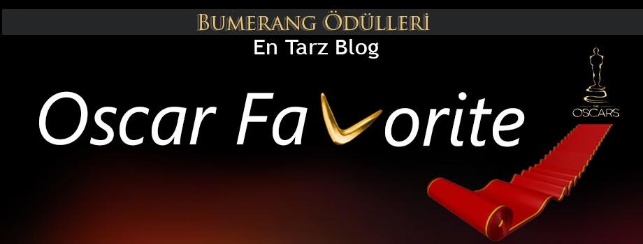 oscar favorite en tarz blog