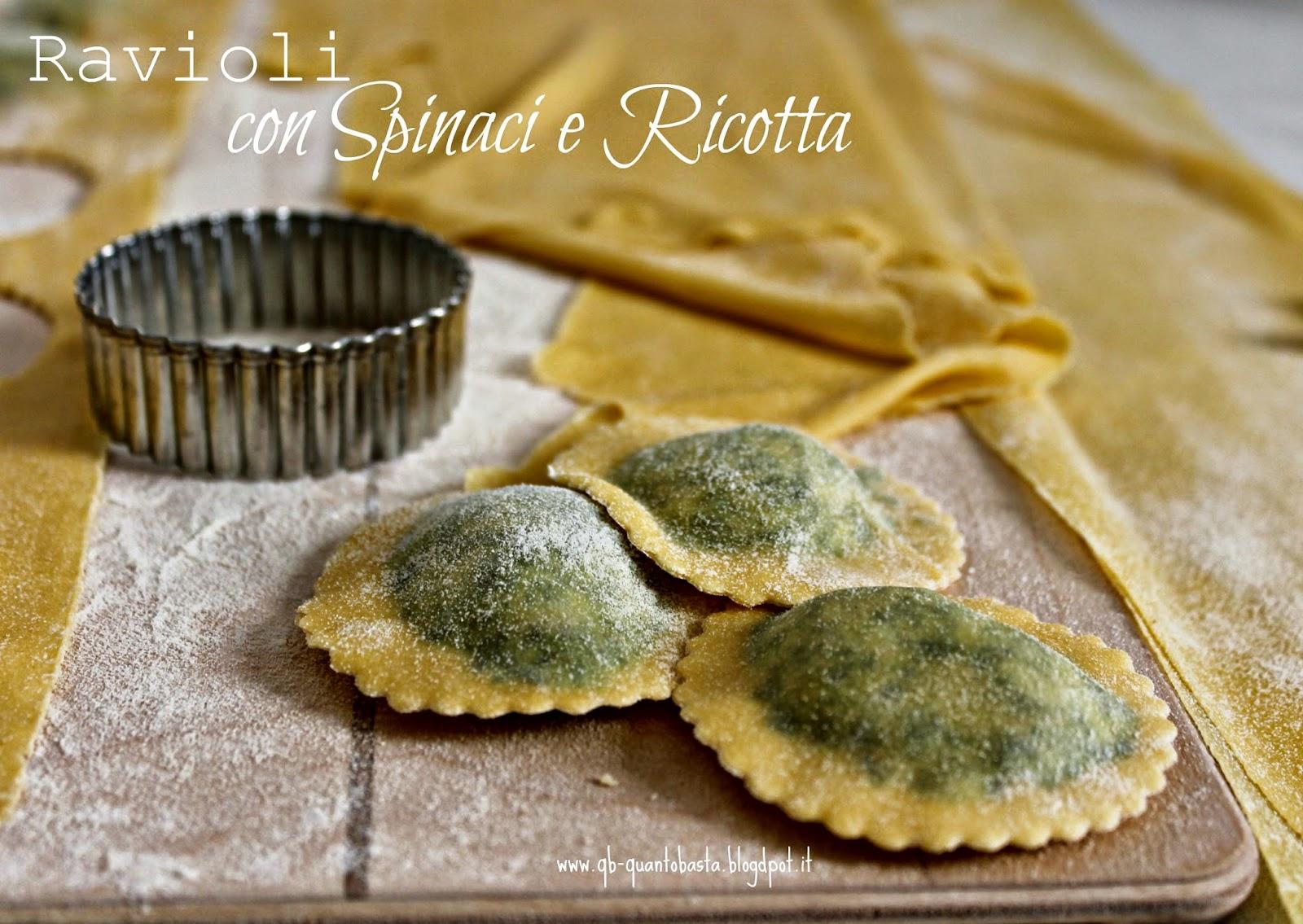 www.qb-quantobasta.blogspot.it - Pasta fresca ripiena