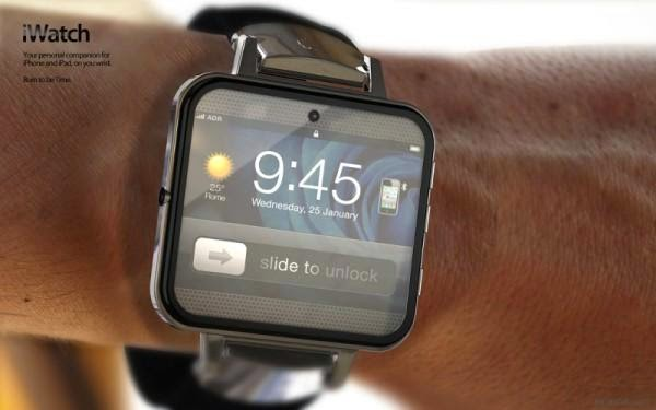 iWatch của Apple sẽ xuất hiện vào tháng 10?