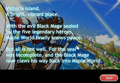 MapleStory Adventures - Story Clip