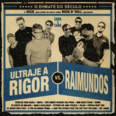 Ultraje A Rigor Vs Raimundo
