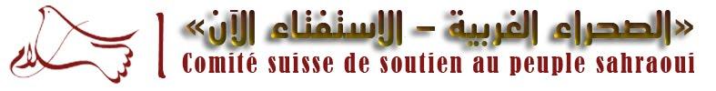 الحملة الوطنية والدولية لتنظيم الاستفتاء في الصحراء الغربية