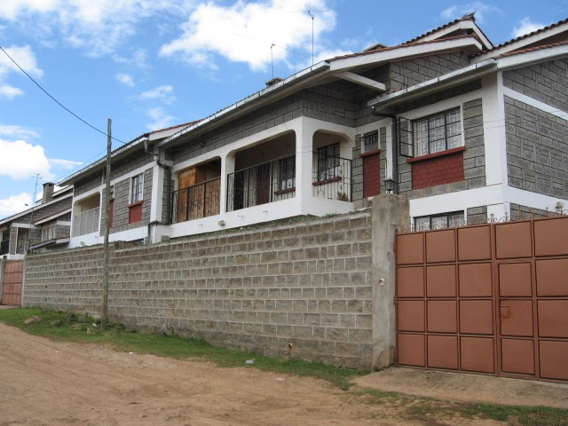 THIKA PRIME LAND PLOTS HOUSES FOR SALE MUTHAIGA ESTATE