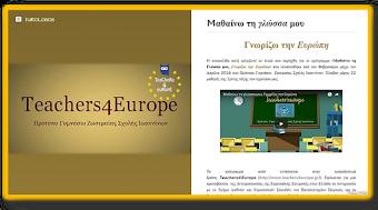 Teachers4Europe
