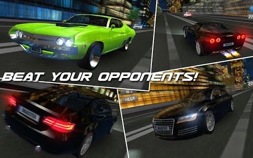 Download Drag Racing 3D v1.7.3 Apk + Data Full Version