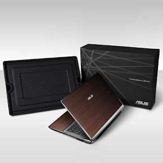 ASUS U53SD notebooks Bamboo Collection Review + Specifications screenshot 3