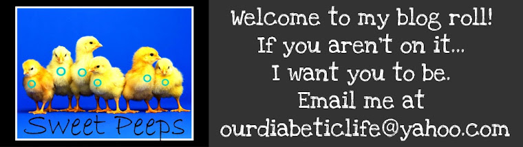 Our Diabetic Life Blog Roll