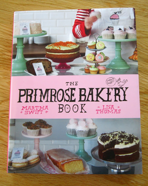 Primrose Bakery Carrot Cake Recipe