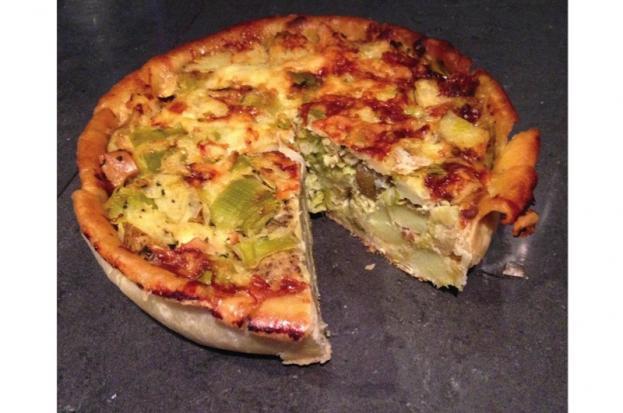 Mary Ann Bernal: Sam's historical recipe corner: Homity pie