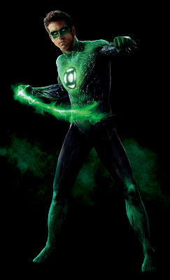 Official Green Lantern Still Photos - Ryan Reynolds as Green Lantern Hal Jordan