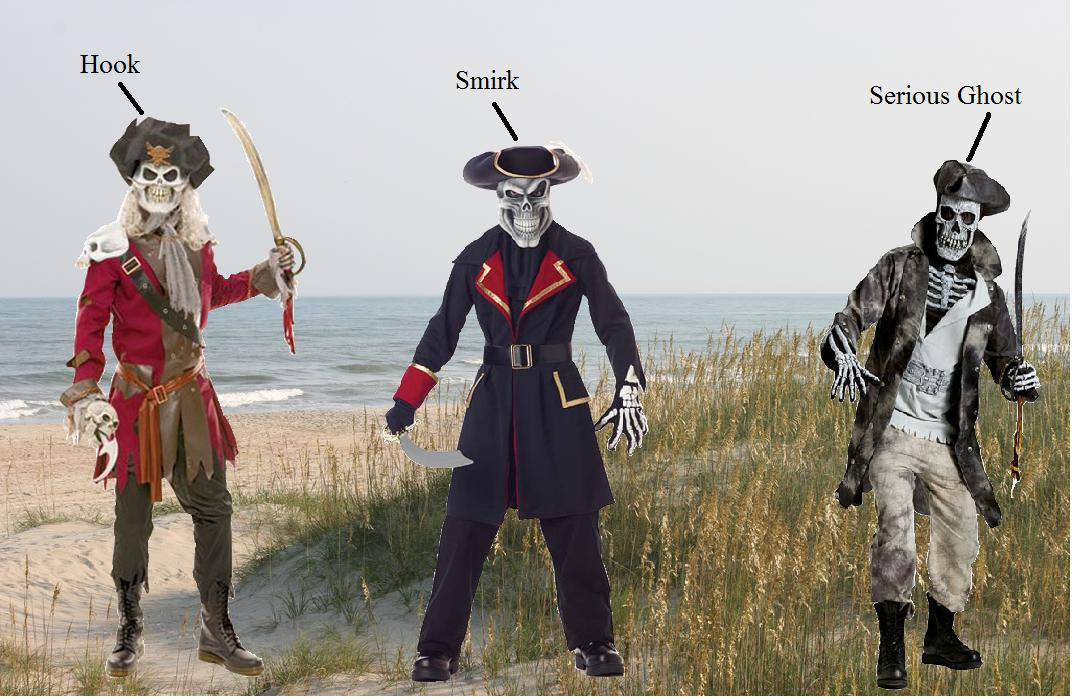 Pirate Costumes-Creaking Rigging on the Midwatch & CELTIC PUMPKIN: October 2012