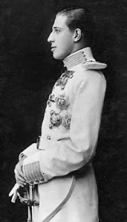 Jaime de Borbón y Battenberg, infant d'Espagne, duc de Ségovie 1908-1975