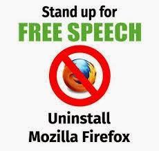 Boycott Mozilla!!