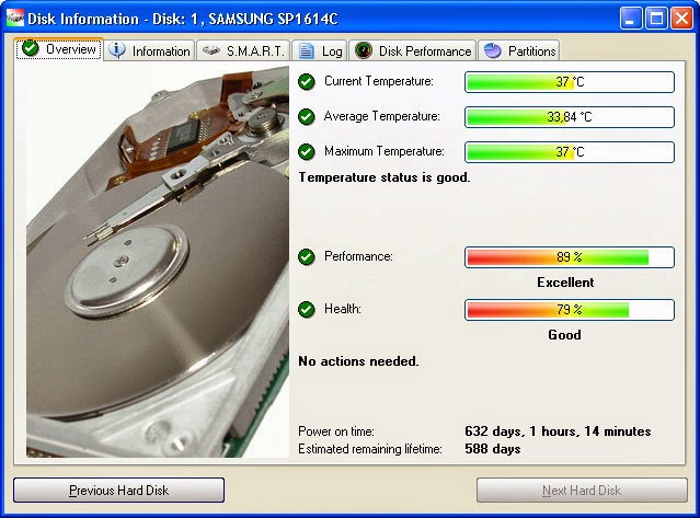 Hard Disk Sentinel Pro v4.50.18 Build 7377 Beta full with serial key and crack 100% working 2015