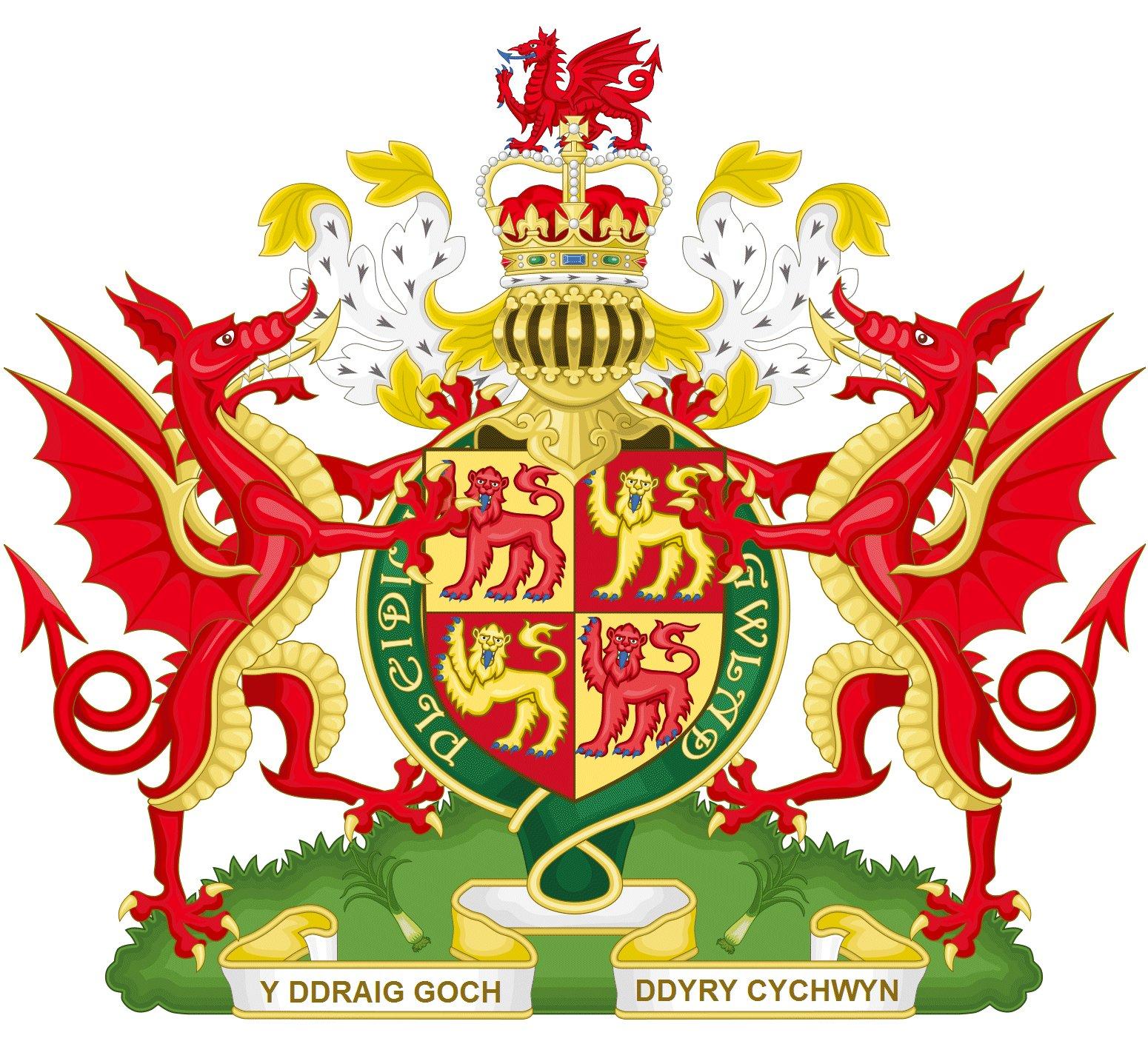 le drapeau intgre le dragon rouge de cadwaladr roi de gwynedd 655 682 avec les couleurs des tudor vert et de blanc il a t utilis par henry vii