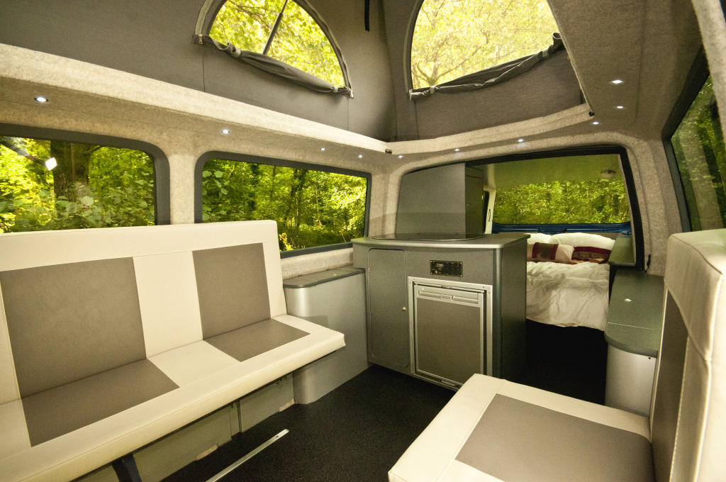 world of architecture and design vw doubleback by overlander motorhomes. Black Bedroom Furniture Sets. Home Design Ideas