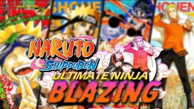 Ultimate Ninja Blazing MOD APK v1.1.2 Update Terbaru 2016