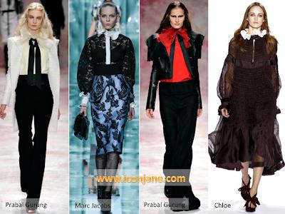 sonbahar kis 2011 trendleri yaka 8