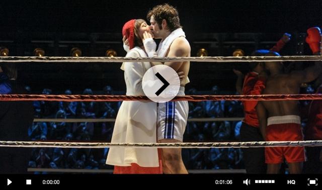 [luzia pimpinella BLOG] link zum ROCKY musical trailer: szenenbild mit rocky und adrian