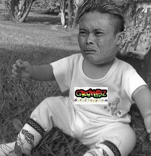 Inilah foto sule masa - masa kecil