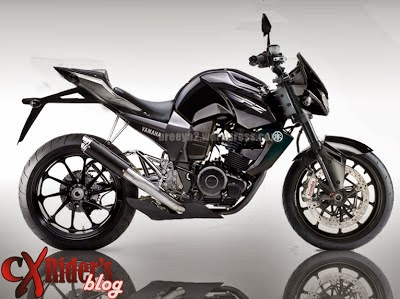 Kumpulan Foto Modifikasi Yamaha Byson Full Fairing