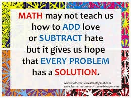 importance of maths in day to day life