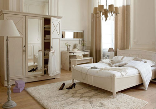 Art d co decoration chambres adultes for Deco chambre parentale bois