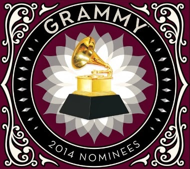 56th Grammy Awards Nominees 2014