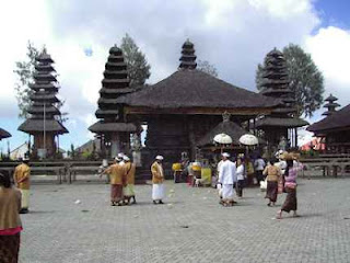 Batur Temple, Batur Bali, Global Geopark Network