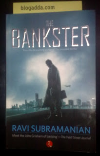A detailed book review of The Bankter by Ravi Subramanian