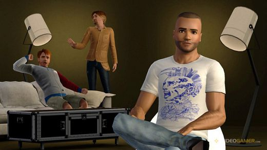 The Sims 3 Diesel Stuff-RELOADED