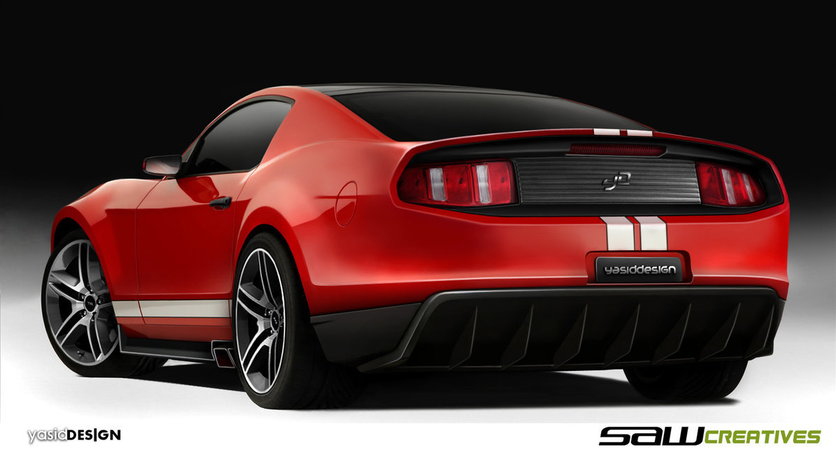 free hd wallpapers 2014 ford mustang concept car design - 2016 Ford Mustang Concept