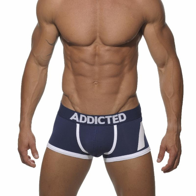 Addicted underwear - Disco Push Up boxer