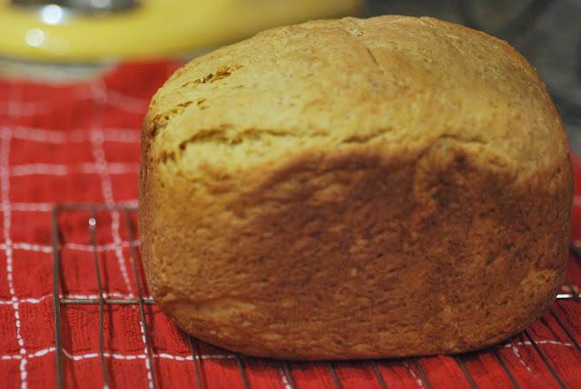 oatmeal bread recipe for bread machine
