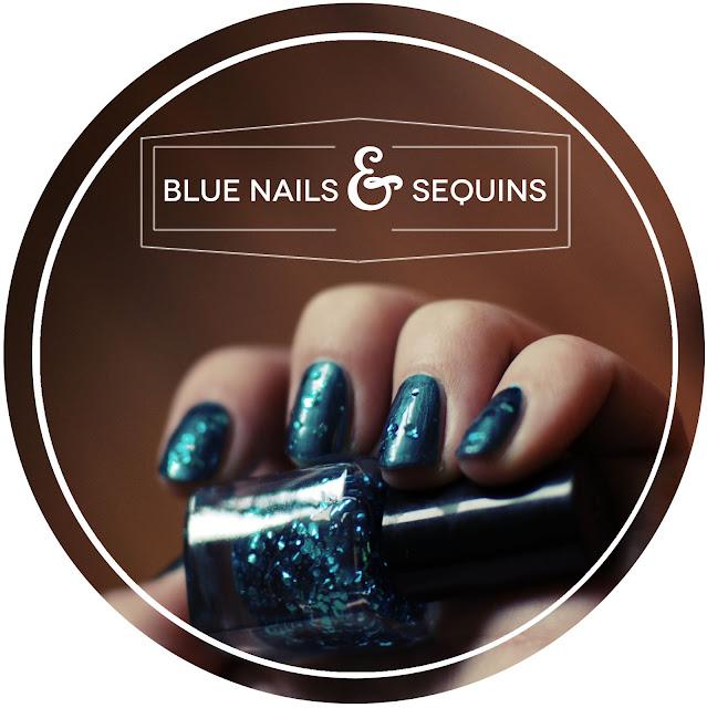 nail-art-blue-sequins-glitter-nocibe-mermaid-nail-polish-nail-lacquer-vernis-manucure-paillettes-effets