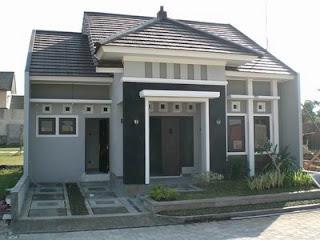 Gambar Rumah Minimalis 1 Lantai v4