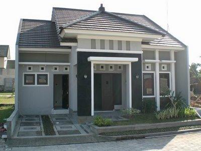 Desain Rumah Minimalis Modern 1 Lantai | Gambar/Foto sumber: images