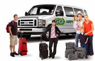 Monta un servicio de transporte en aeropuertos