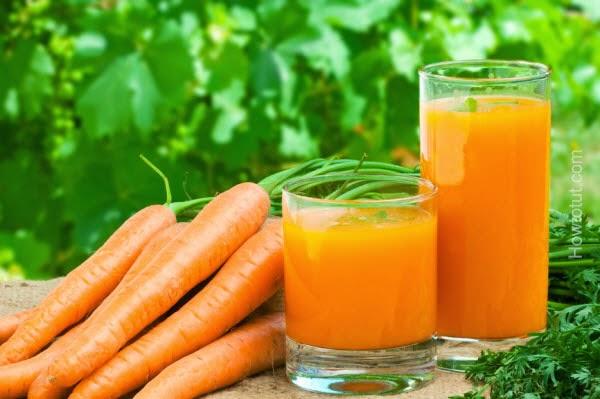 العلاج بالجزر و فوائد الجزر و الكاروتين الجمالية Benefits carrot