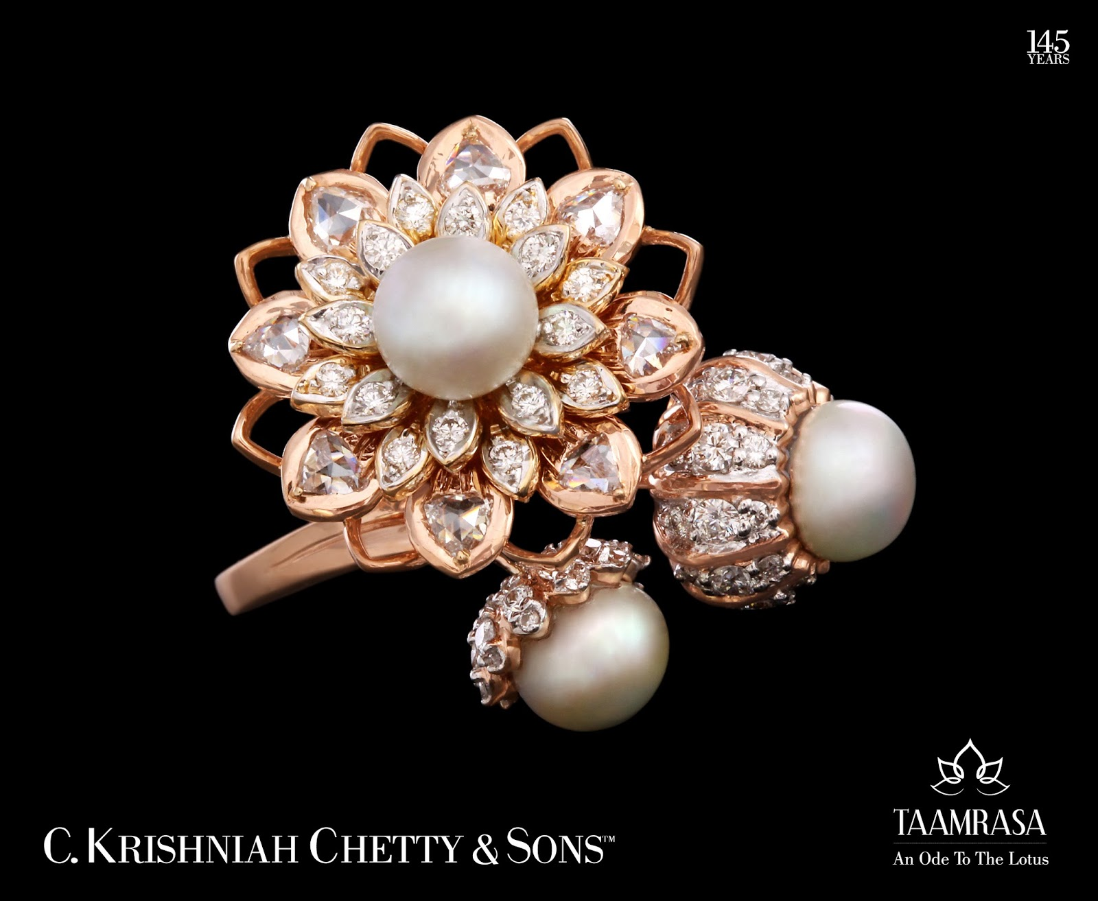 Taamrasa An Ode To Lotus C Krishniah Chetty And Sons