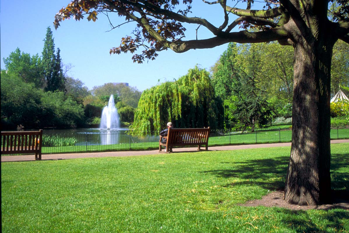 All World Visits: Hyde Park London