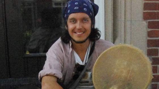"""Alexander Ciccolo: He definitely had mental problems.  But the FBI didn't care — he showed interest in Islam and that was enough to entrap him in another FBI-inspired """"terrorist plot."""""""