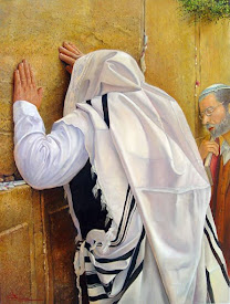 Rabbi at The Kotel