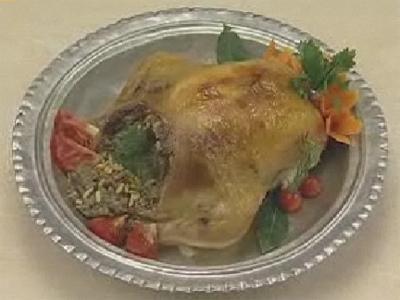 Tavuk Dolması Nasıl Yapılır - Videolu Tarifi