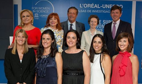 L'Oréal-UNESCO For Women in Science